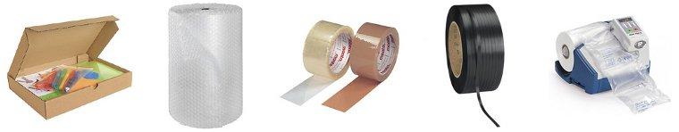 Produkty firmy Rajapack