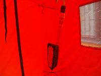 Kabina dekontaminacyjna firmy TEMAX