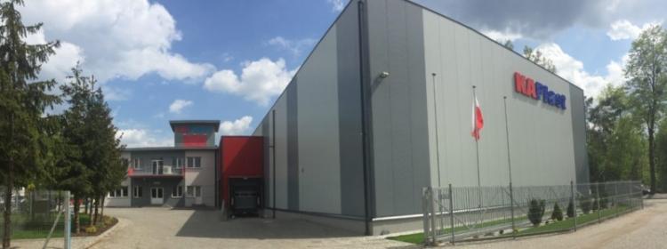 siedziba firmy KAPlast Sp. z o.o.