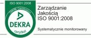 System Zapewnienia Jakości ISO 9001:2008