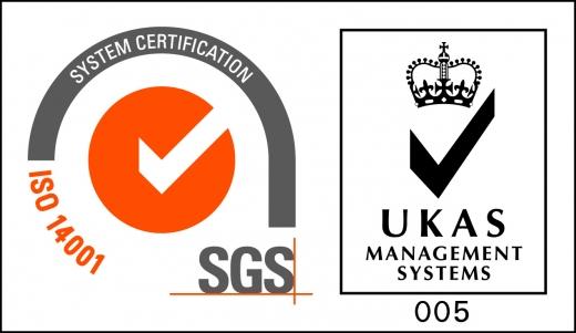Certyfikat ISO 14001 dla Techplast Sp. z o.o.