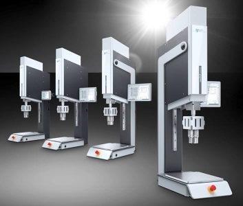 2016  Wprowadzenie na rynek seryjnej maszyny do zgrzewania MS sonxTOP.