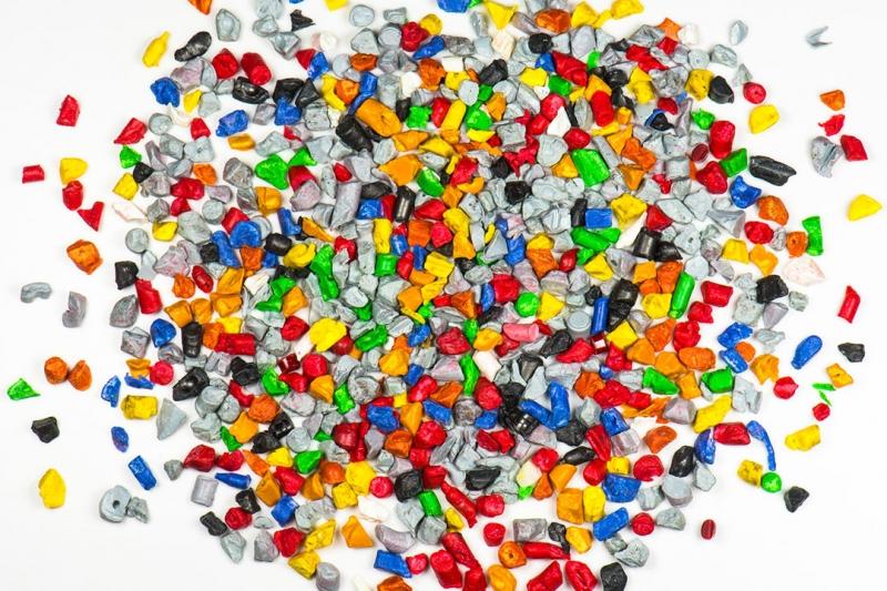 Mielenie i rozkruszanie zlepów odpadów
