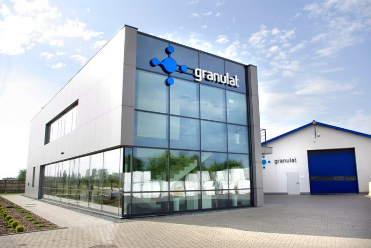 Granulat - Siedziba firmy