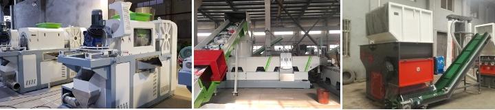 Maszyny do recyklingu tworzyw sztucznych firmy ARGUS MASZYNY