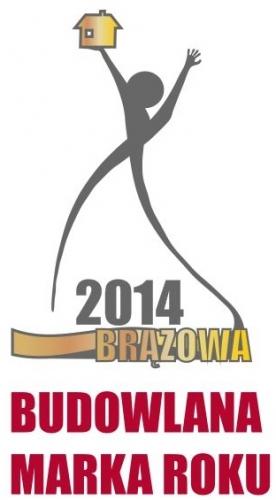 bmm, Bruk-bet, Brązowa Budowlana Marka Roku 2014