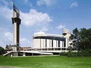 Realizacja firmy BAUDER - Sanktuarium Bożego Miłosierdzia, Kraków