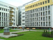 Realizacja firmy BAUDER -  Osiedle mieszkaniowe, Poznań, ul. Katowicka