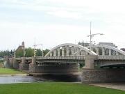 Realizacja firmy BAUDER - Most Św. Rocha Poznań
