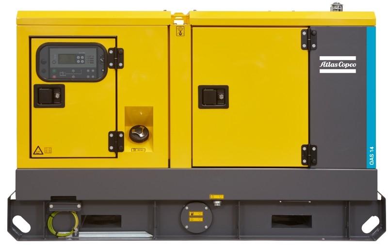 Generator QAS 14 - wersja bez podwozia