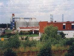 Centralna Oczyszczalnia Ścieków dla Poznania TERMO-DEK