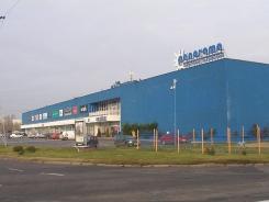 Galeria Handlowa PANORAMA w Poznaniu przy ul. Góreckiej TERMO-DEK
