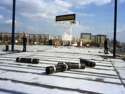 Market budowlany CASTORAMA w Poznaniu TERMO-DEK