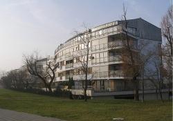 Apartamentowiec 'Wstęga Warty' w Poznaniu przy ul. Mostowej TERMO-DEK