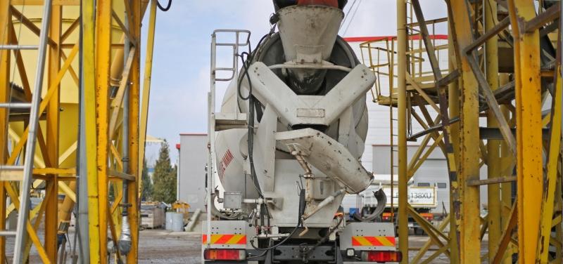Firma Budowlana Marek Antczak, produkcja betonu