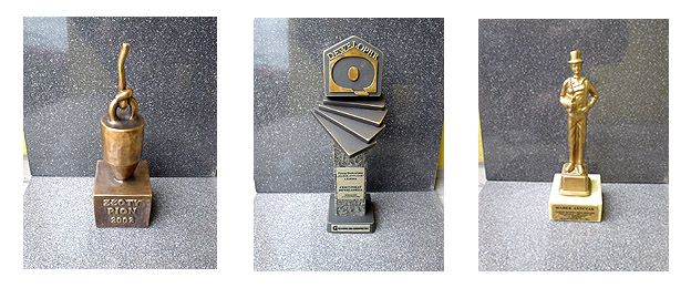 Nagrody i wyróżnienia Antczak