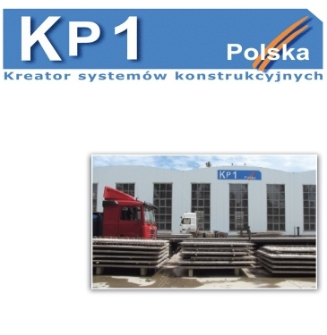 Siedziba firmy GRUPA KP1