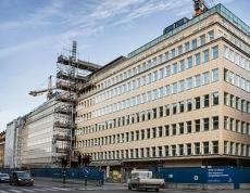 Biurowiec Sveavägen, Sztokholm, Szwecja, Paroc