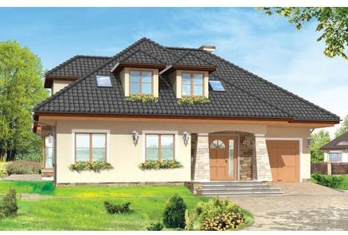 Projekty średnich domów