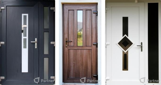 Partner-Alma, drzwi, drzwi wejściowe PCV, drzwi wejściowe, drzwi PCV, drzwi aluminiowe, klamki, klamka, pochwyty,