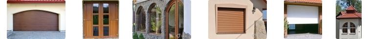 Partner - Alma Stach, Król Sp. J. - Producent okien i drzwi PCV - Aluminium, drzwi, okna, bramy garażowe