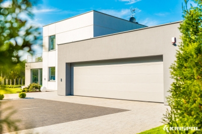 Drzwi boczne i garażowe Krispol