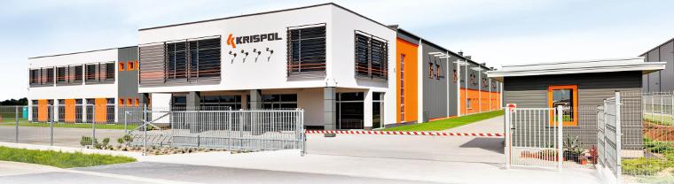 Siedziba firmy Krispol Sp. z o.o.