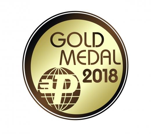Złoty Medal MTP 2018 KRISPOL