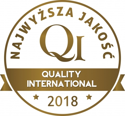 KRISPOL - Najwyższa Jakość Quality International 2018