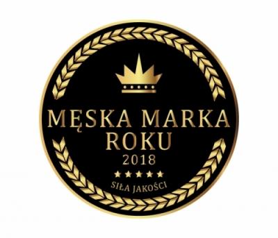 Męska Marka Roku 2018 KRISPOL