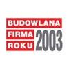 Budowlana Firma Roku 2003 ROCKWOOL