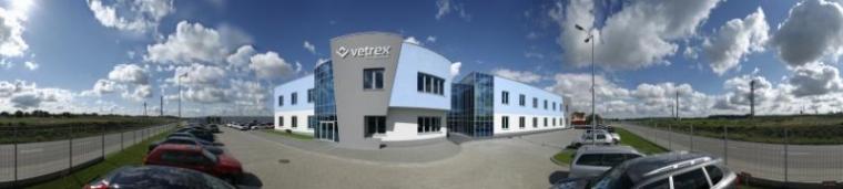 Siedziba firmy VETREX - Tczew