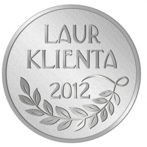 Nagroda Laur Klienta 2012 Vetrex