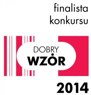 Dobry wzór 2014 - Finalista konkursu Vetrex