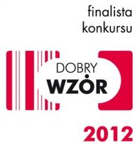 Dobry wzór 2012 - Finalista konkursu Vetrex