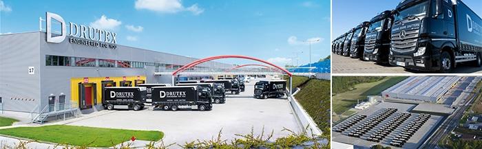 DRUTEX - siedziba firmy