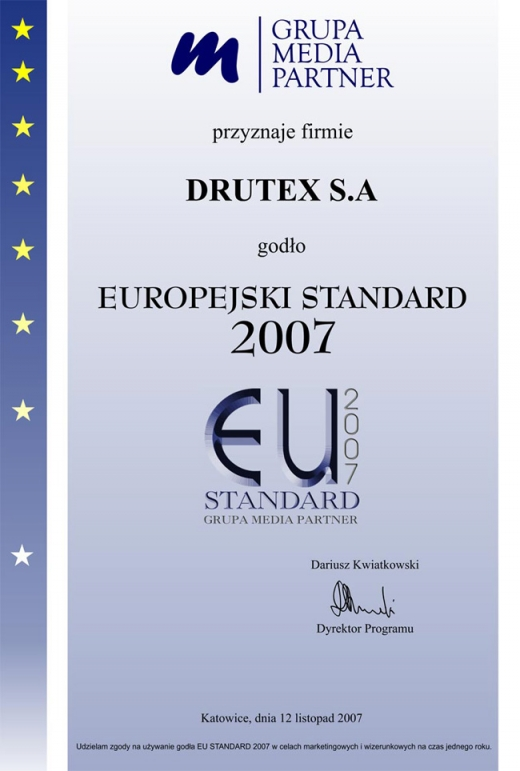 Europejski Standard 2007