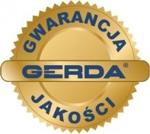 Certyfikat IS0 9001:2008, gwarancja jakosci Gerda