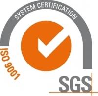 Certyfikat IS0 9001:2008