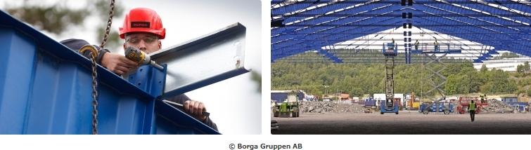 Firma Borga Gruppen AB.