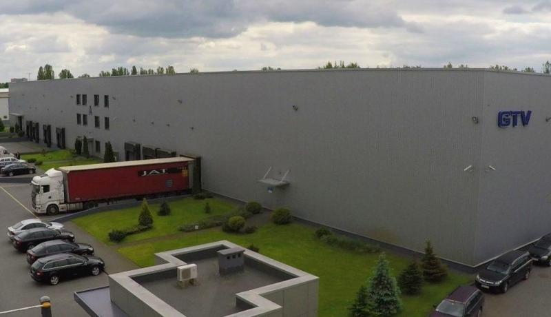 Hala produkcyjno-magazynowa GTV Pruszków