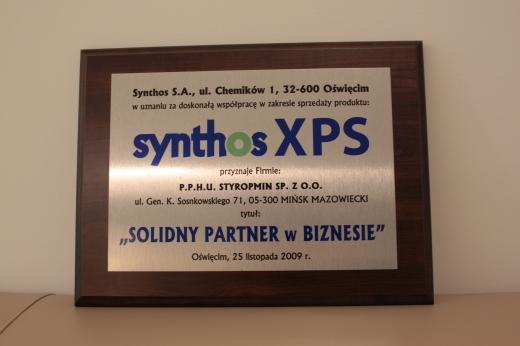 Solidny Partner w Biznesie 2009