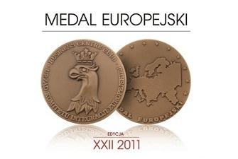 Medal Europejski 2011 dla STYROPMIN