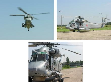 Kaman SH-2G Wojskowe Zakłady Lotnicze, WZL 1