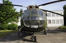 Śmigłowiec Mi-8 Wojskowe Zakłady Lotnicze, WZL 1