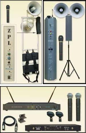 Zestawy przenośne oraz bezprzewodowe Full Media System