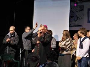 Nagłośnienia plenerowych uroczystości kościelnych