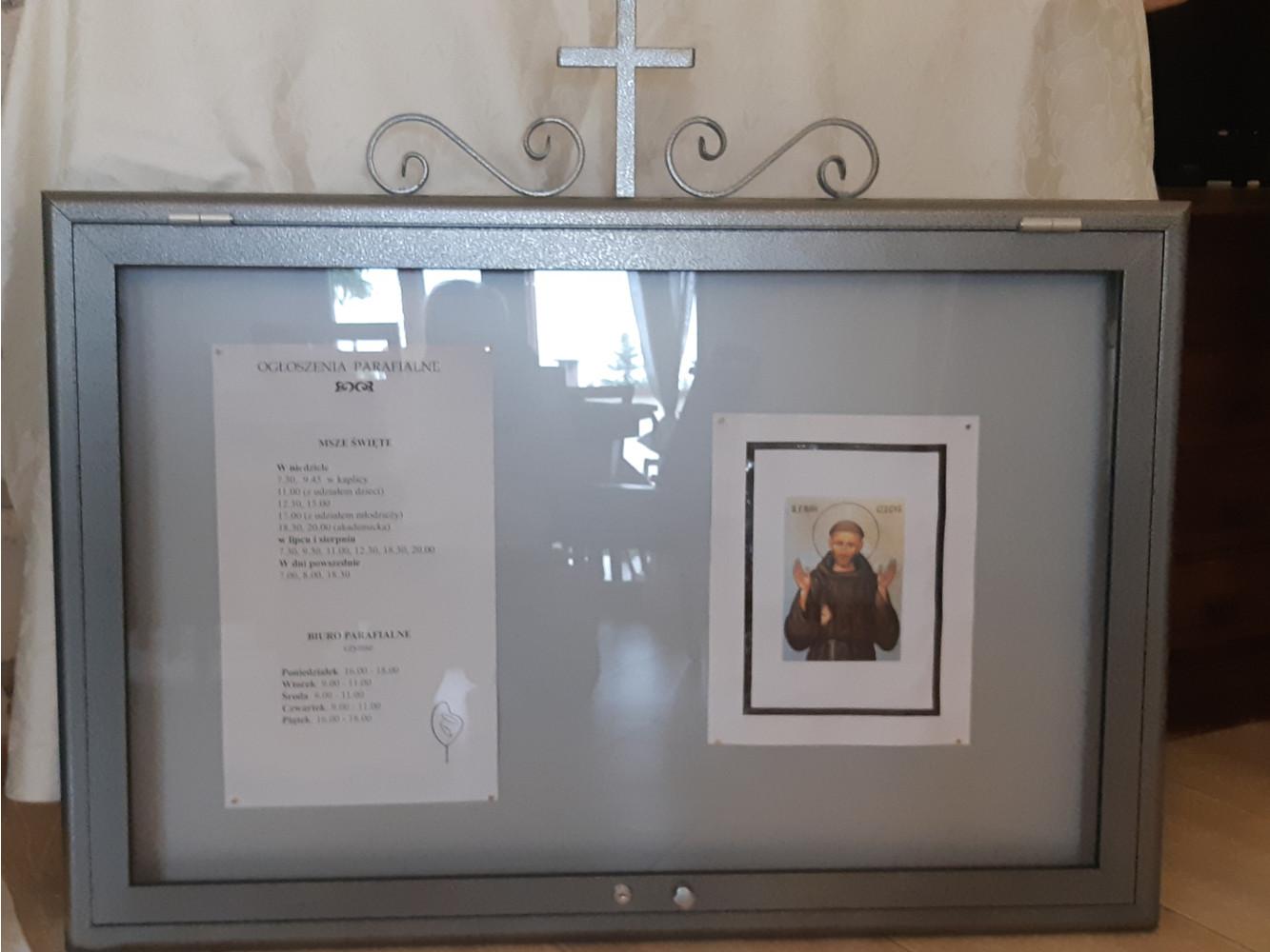EXPODESIGN Gabloty parafialne
