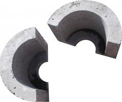 Bloczek betonowy do odwadniania hydrantu