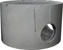 Kręgi żelbetowe z dnem Ø1500x500, 1000